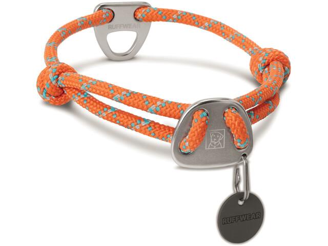 Ruffwear Knot-a-Collar, pumpkin orange